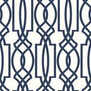 Transform Trellis Blue Wallpaper, , wallpaperIT