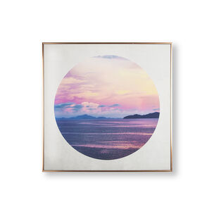 Paradise Skies Framed Wall Art, , wallpaperIT