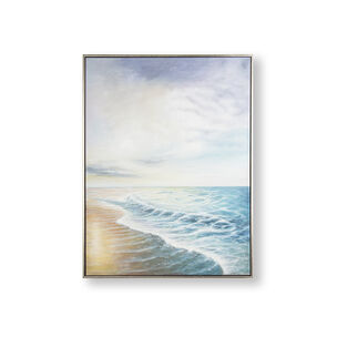 Sunset Shores Framed Wall Art, , wallpaperIT