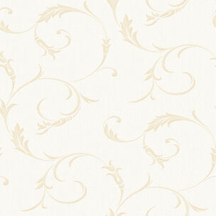 Athena White Gold Wallpaper, , wallpaperIT