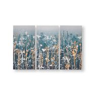 Wild Flower Meadow Canvas Wall Art, , wallpaperIT