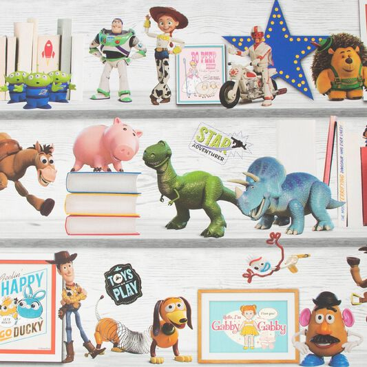 Disney Toy Story Play Date Wallpaper, , wallpaperIT