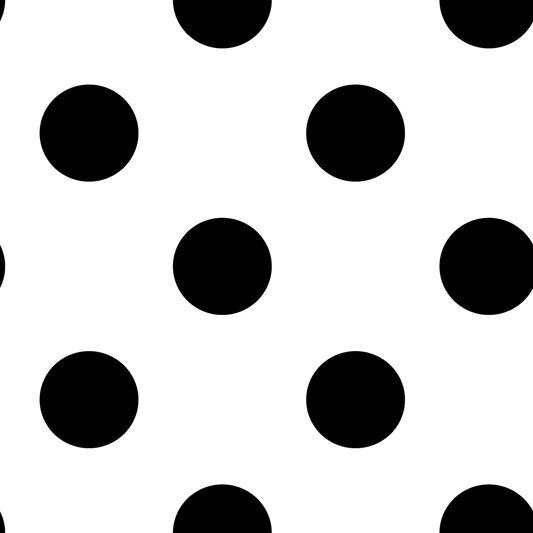 Dotty Black Wallpaper, , wallpaperIT