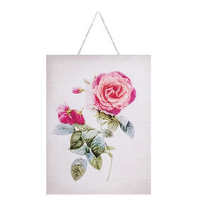 Botanical Single Bloom Printed Canvas Wall Art , , wallpaperIT