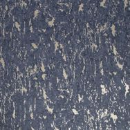 Milan Navy & Pale Gold Textured Plain Wallpaper, , wallpaperIT