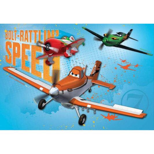 Planes Wall Mural, , wallpaperIT