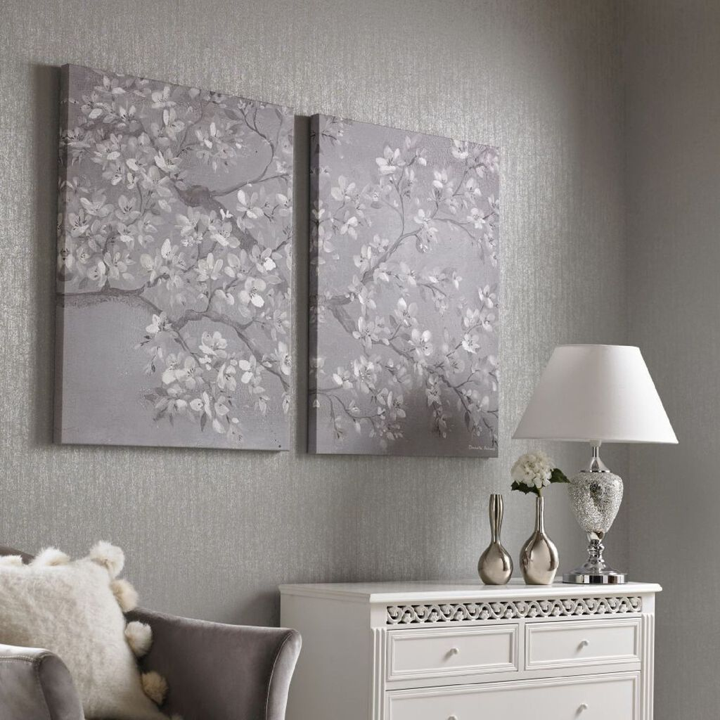 Tranquil Orchid Printed Canvas Wall Art, , wallpaperIT