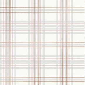 Country Tartan Pink Wallpaper, , wallpaperIT