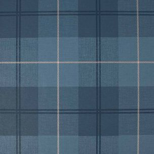 Heritage Tweed Navy Wallpaper, , wallpaperIT