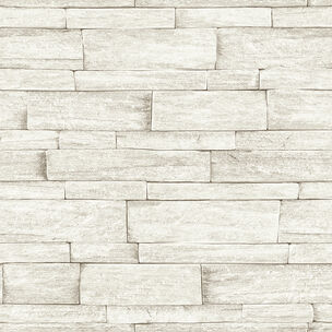 Ledgestone Beige Wallpaper, , wallpaperIT