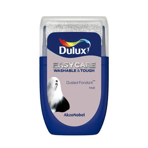 Dulux Easycare Dusted Fondant 30ml Tester Pot, , wallpaperIT