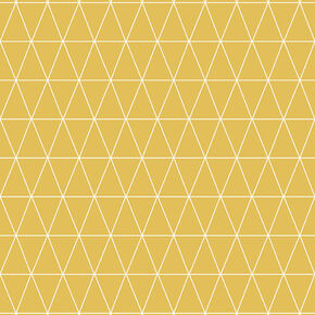 Triangolin Mustard Wallpaper, , wallpaperIT