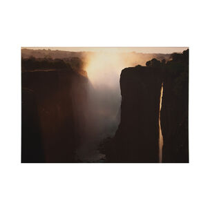 Twilight Peaks Printed Canvas Wall Art, , wallpaperIT
