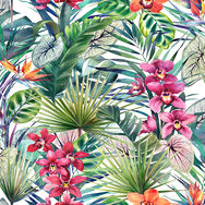 Aloha Tropical Wallpaper, , wallpaperIT