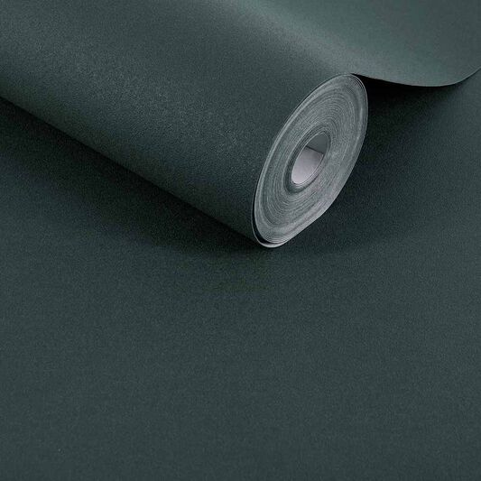 Elle Velvet Green Wallpaper, , wallpaperIT