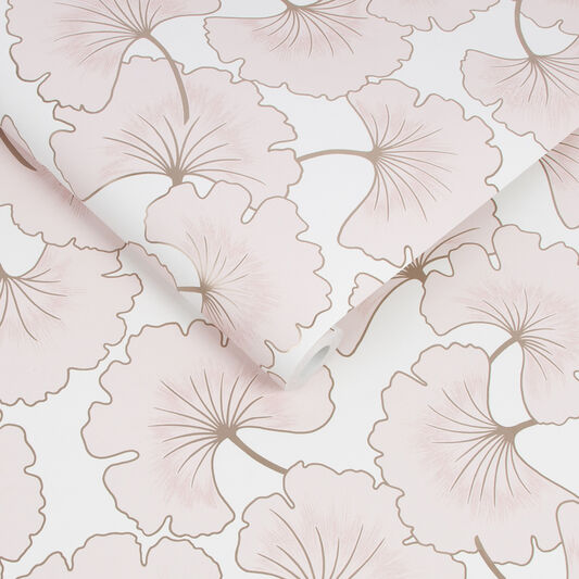 Begonia Pink Wallpaper, , wallpaperIT
