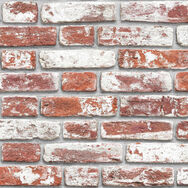 Brick Red Wallpaper, , wallpaperIT