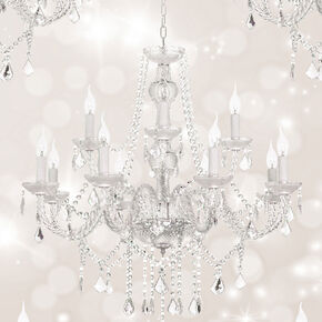 Chandelier Beige Wallpaper, , wallpaperIT
