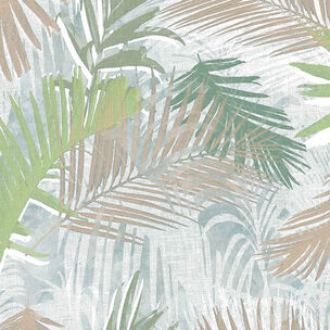 Jungle Glam Gold & Green Wallpaper, , wallpaperIT