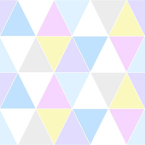 Harlequin Pastels Wallpaper, , wallpaperIT