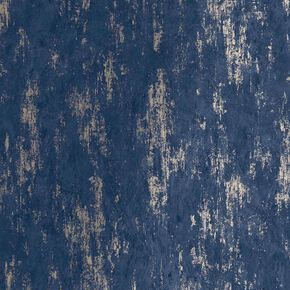 Industrial Texture Navy & Rose Gold Wallpaper, , wallpaperIT