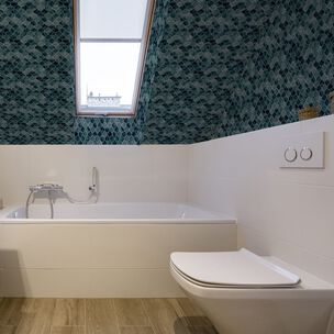 Tegula Teal Wallpaper, , wallpaperIT