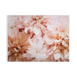 Blushing Blooms Printed Canvas Wall Art, , wallpaperIT