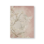 Graceful Cranes Canvas Wall Art, , wallpaperIT