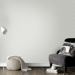 Triangolin Gray Wallpaper, , wallpaperIT