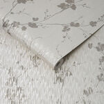 Theia Blossom Cream Wallpaper