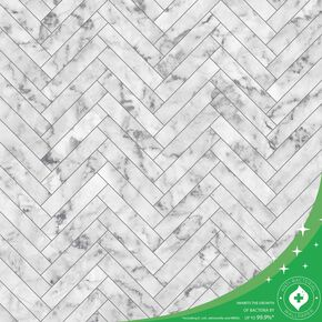 Marble Chevron Tile White Wallpaper, , wallpaperIT