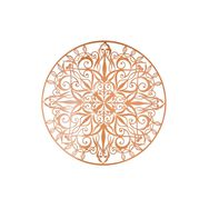 Copper Luxe Metal Wall Art, , wallpaperIT