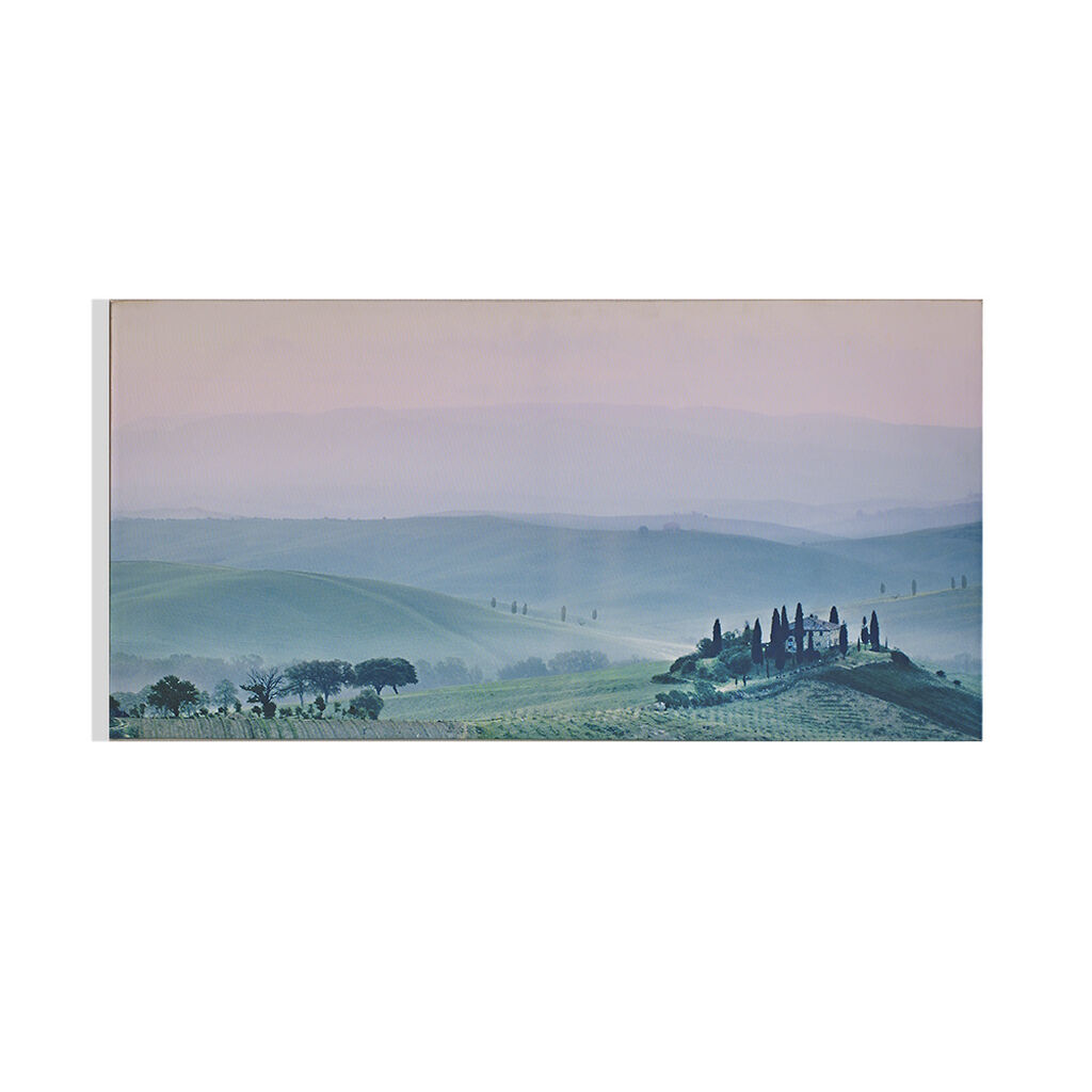 Harmony Hillside Printed Canvas Wall Art, , wallpaperIT