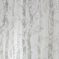 Dappled Trees Grey / Silver Wallpaper, , wallpaperIT