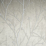 Water Silk Sprig Taupe Wallpaper, , wallpaperIT