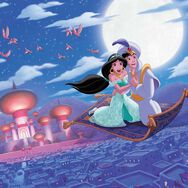 Magic Carpet Ride Mural, , wallpaperIT