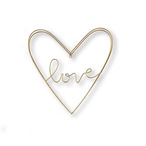 Gold Amour Metal Wall Art, , wallpaperIT