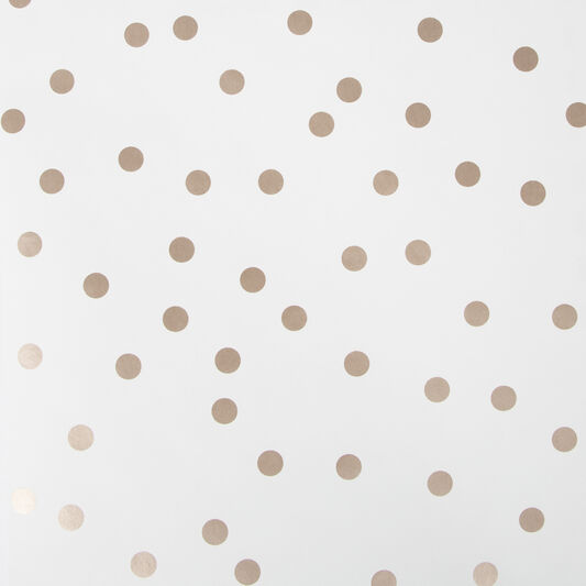 Confetti Rose Gold Wallpaper, , wallpaperIT