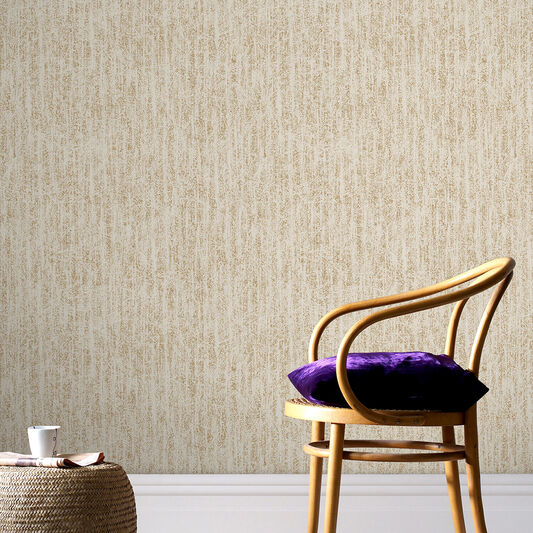 Devore Beige and Gold Wallpaper, , wallpaperIT