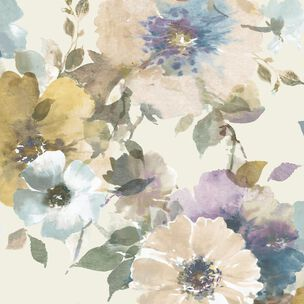 Transform Cyprus Floral Multi Wallpaper, , wallpaperIT