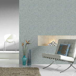Confetti Teal & Pale Gold Wallpaper, , wallpaperIT