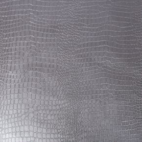Crocodile Silver Wallpaper, , wallpaperIT