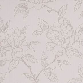 Bloom White Wallpaper, , wallpaperIT