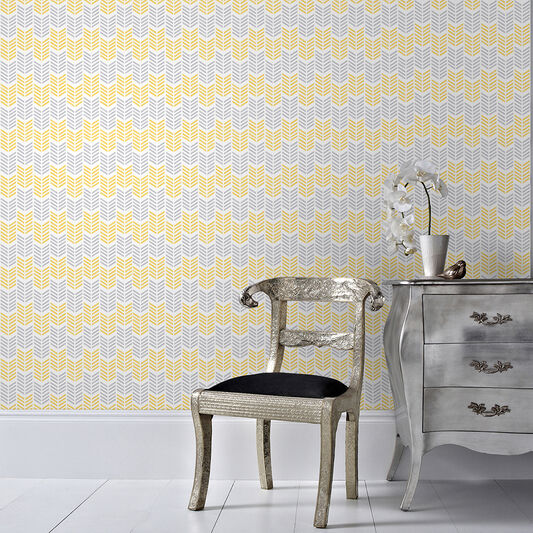 Oiti Yellow Wallpaper, , wallpaperIT