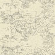 Map Cream Wallpaper, , wallpaperIT