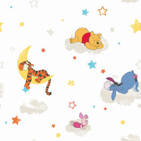 Pooh Rise & Shine Wallpaper, , wallpaperIT