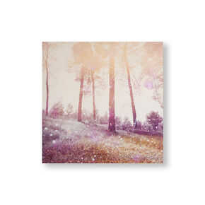 Meadow Daydream Printed Canvas Wall Art, , wallpaperIT