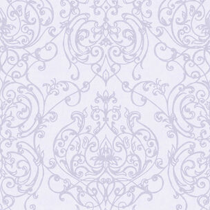 Empress Damask Lilac Wallpaper, , wallpaperIT