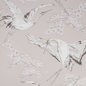Crane Pink Wallpaper, , wallpaperIT