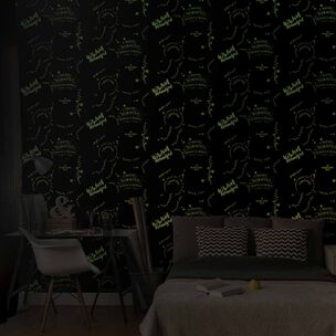 Harry Potter Glow in the Dark Mischief Wallpaper, , wallpaperIT
